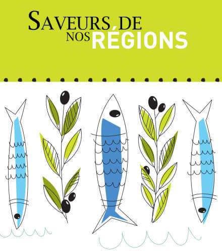 Regional French flavours